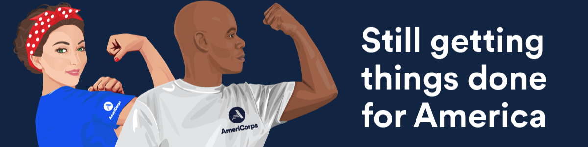 Become an AmeriCorps VISTA!